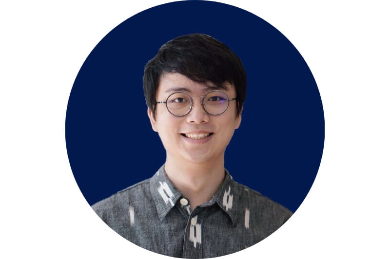 Overbit's CEO and founder, Chieh Liu