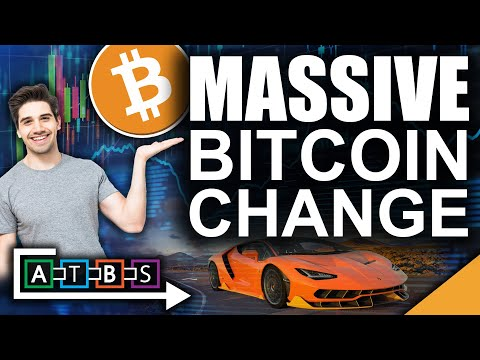 MASSIVE Bitcoin Changes Ahead (Best 2021 Crypto Update)