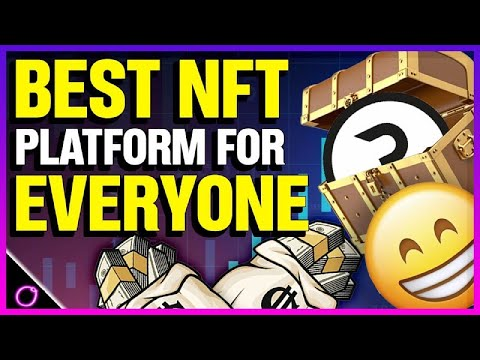 The greatest NFT platform for creators and buyers