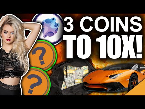 3 Best Projects To 10x (Top Money Making Crypto Gem)