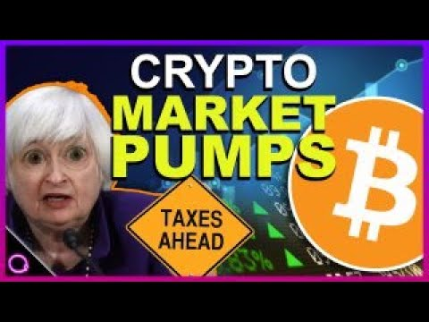 HUGE CRYPTO MARKET CAUSES MASSIVE GAINS!